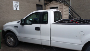 2006 Ford F 150 Pick Up Truck