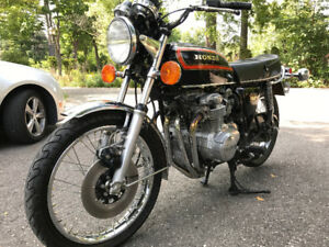 1977 Honda CB great condition