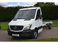 Mercedes Benz Sprinter Chassis Cab 2.2 cdi