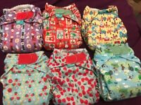 TotsBots Easyfit Reusable all in one birth to potty nappies