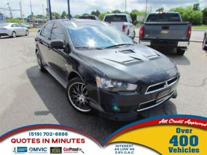2014 Mitsubishi Lancer SE | LIMITED EDITION | PREMIUM WHEELS |