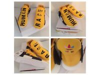 NMD Human x Race Trainers Sneakers Shoes Footwear With Tags and Box