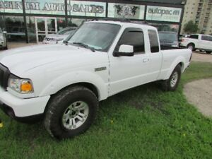 2011 Ford Ranger Sport Truck *** LOW KMS *** SOLD ***