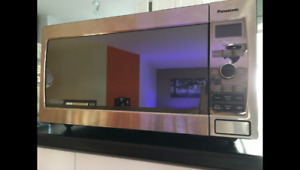 Microwave 1.6 cu.ft. Stainless
