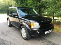 2009 LAND ROVER DISCOVERY 3 2.7 TDV6 SE AUTOMATIC 4X4 7 SEATER