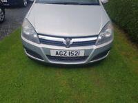 Vauxhall Astra 1.3 turbo diesel Estate 96k