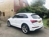 Audi Q5 TFSI S Line Plus Petrol Manual only 45k miles private sale