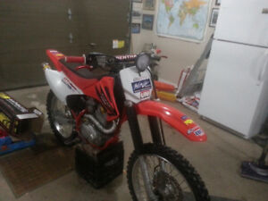 2006 HONDA CRF 230F With Papers