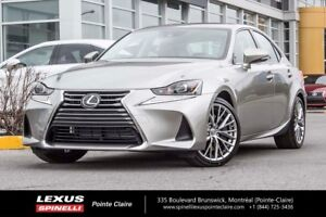 2017 Lexus IS 300 AWD PREMIUM DEMO REBATE $4200
