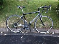 Giant FCR Road Bike. Carbon Forks. New frame