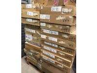 Pallet of Cisco & HP Networking Equipment - Includes Switches, Routers & PSU - OPEN BOX AS NEW