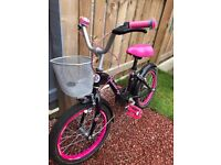 Girls bike (Age 5+) For Sale