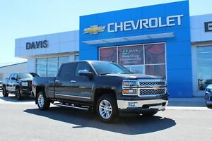 2014 Chevrolet Silverado 1500 2LZ LEATHER, HEATED SEATS, FACT...