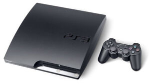 Ps3 Slim Edition, Playstation 3 Motion, Games, 2 Controllers