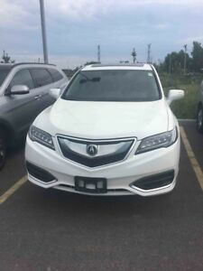 2016 Acura RDX Tech Pkg,LEATHER,NAVI,ROOF,HEATED SEATS,AWD LOADE