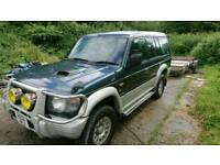 Mitsubishi Pajero Shogun 2.8 auto 4x4 import vgc inside and out