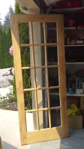 French Door 15 Panes