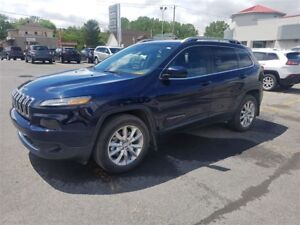 Jeep Cherokee  2015 LIMITED 4X4
