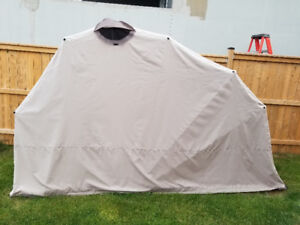 Gears Pro Motorcycle Shelter