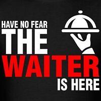 Serveur/Serveuse Waiter/Waitress
