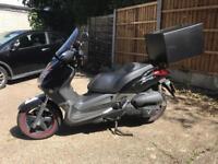 Yamaha XMax 125cc