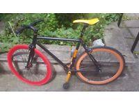 No Logo Single Speed Bicycle