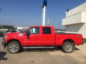 2016 Ford F-350 LARIAT, 6.7L DIESEL, FX4 PKG, 5TH WHEEL PREP, SP