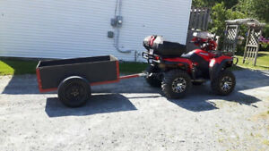 atv yard trailer