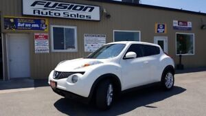 2013 Nissan Juke SV-1 OWNER OFF LEASE-LOADED-ALLOYS-BLUETOOTH