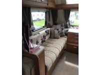 Swift Challenger 585- 6 Berth touring caravan