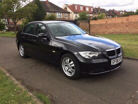 BMW 3 Series 2.0 318i ES 4dr, 6 MONTHS FREE WARRANTY, 3 KEEPER, FULL SERVICE HISTORY