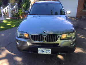 2007 BMW X3 Fully loaded E-tested&Ready for safety Mint