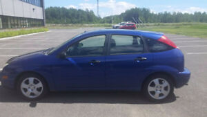 2005 Ford Focus SES Berline