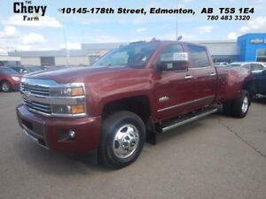 2015 Chevrolet Silverado 3500HD HIGH COUNTRY  Camera - Heated St