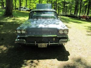 pontiac 1958 star chief