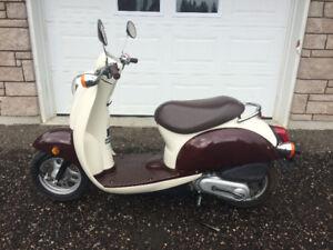 Honda scooter