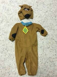Children's Scooby Doo Costume
