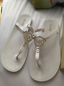 Michael Kors Jelly Sandals
