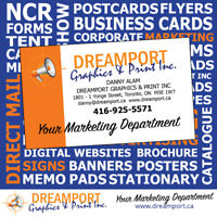 BUSINESS PRINTERS TORONTO | FOR ALL YOUR SALES & MARKETING NEEDS