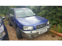 2004 Subaru Forester 2L Petrol For Sale
