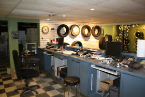 Tire business for sale in Chateauguay
