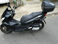 honda pcx 125 new shape only 1699, no offers