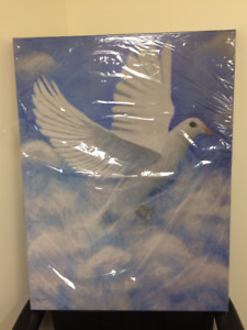 Large Dove Painting *New*