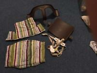 Stokke Trip Trap Baby Seat Pack, Cushions and Buckle