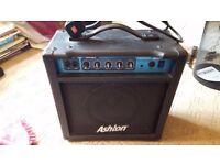 Ashton BA20 Practice Bass Amp