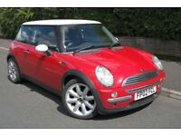 2002 Mini Cooper VERY LONG MOT, Fantastic Condition Throughout! Drives GREAT £975 BARGAIN!!!!!