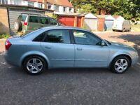 2004 Audi A4 2.0 FSI SE 4dr Manual 2.0L @07445775115@
