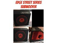 Edge street series subwoofer 750watts