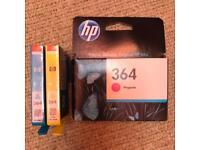 HP printer inks 364