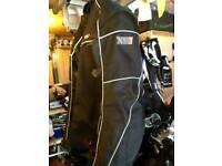 As NEW...(XL) Frank Thomas XTI Textile Jacket